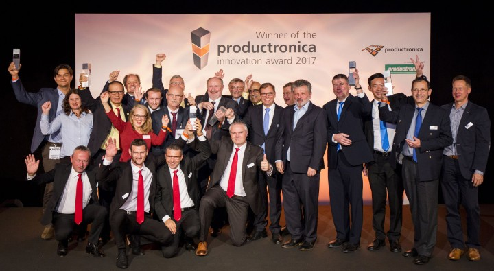 Winners Innovation Award